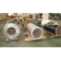 Buy Color Coated Aluminum Coil Thickness 0.2-0.65mm For Composite Panel at wholesale prices
