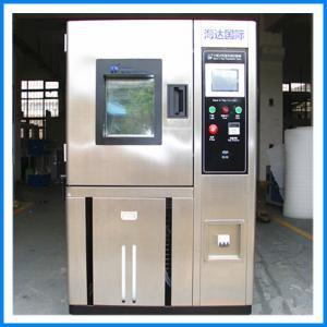 Customized 225L Temperature Humidity Chambers , Environmental Testing Equipment