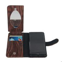 China Fashionable Style mirror wood Skin Phone Case for Apple iPhone 7 Shenzhen Mobile Phone Accessories for iPhone 7 plus on sale
