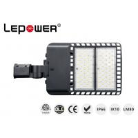 Quality High Illuminate High Lumen LED Street Light 150W Waterproof 150lm/w Black Alluminium Alloy Housing for sale
