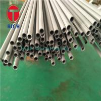 Quality SMALL DIAMETER STAINLESS STEEL SEAMLESS TUBE  Stainless Steel Rolled Precision Clean finish 304 316 317 for sale