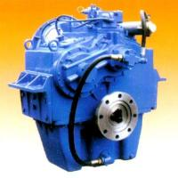 Quality Double Shunting Structure Electrically Control Way Speed Reducer Gearbox for sale