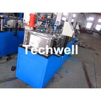 Quality Light Steel Truss Roll Forming Machine With Material Thickness 0.4-1.0mm, 70mm Axis Diameter for sale