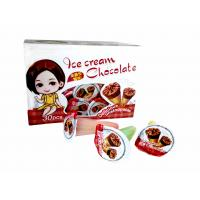 China Good Taste Chocolate Chips Cookies /  Chocolate Ice Cream Low Energy Production on sale
