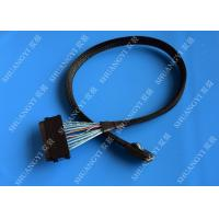 Mini Serial Attached SCSI Cable SAS SFF-8087 36 Pin To SAS SFF-8484 32 Pin Cable 0.5 M