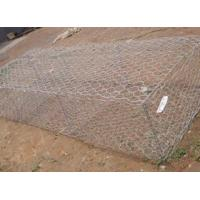 Quality Gabion Boxes, Mesh Boxes,Heavy Hexagonal Wire Netting  80x100cm,3.0-6.0mm for sale