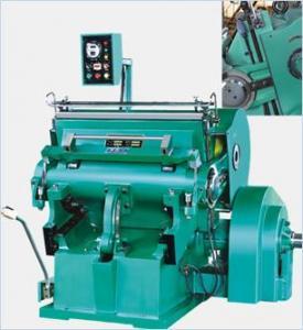 China Die Cutting and Creasing Machine Paper Cutting Machine on sale