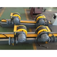 Quality Single Drive Pipe Supports Stands Turning Speed Range From 0.1 – 1 M / Min for sale