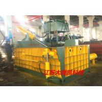 Quality Push - Out Type Hydraulic Baling Machine For Steel Mills / Recycling Industry for sale