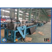 Quality Light Frame Steel House Keel Roll Forming Machine PLC Control for sale