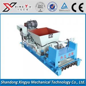 Buy ZB120-600 Precast concrete hollow core slab machine at wholesale prices