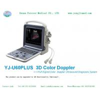 Quality 4d portable color doppler PW CW ultrasound machine system with 4d volume probe price for sale