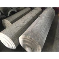 Quality Hot Roll CUSTOMIZED Magnesium Billet For Extruding , Magnesium Slab for sale