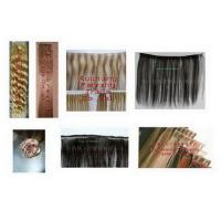 Quality PU skin weft, hand tied weft,hair weft--100% human hair weaving for sale