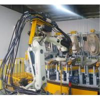 China factory customized robot arm operation automatic PU foam production line  polyurethane foam equipment on sale