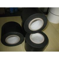 China Black Underground Pipe Wrap Tape for Oil Pipeline on sale