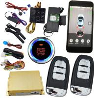 Quality Remote Car Starter Iphone Smartphone Car Alarm , Start Your Car With Your Phone for sale