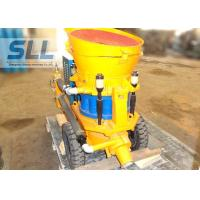 Quality 200m convey distance 5m3 Dry Mix Shotcrete Machine including spare parts for sale