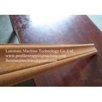 wood wrapping machine