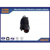 China 15KW Wastewater Submersible Pump for civil water plant with high head 42m on sale