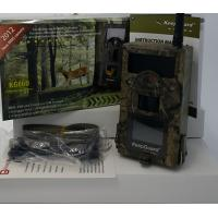Quality Email / GPRS / GSM Game Camera , Action Infrared Hunting Camera SMS Inversion Control for sale