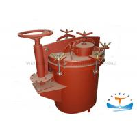 Quality Rotating Watertight Boat Hatches Oil - Tight 295kgs Weight CCS Certificated for sale