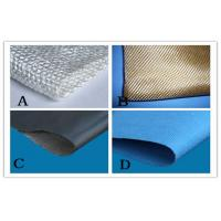 Quality Fiberglass Thermal Insulation cloth , High strength / Tensile strength for sale