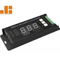 Buy cheap RGB+CCT Dimmer Switch For Led Strip Lights / Remote Dimmer Switch 3 Years from wholesalers
