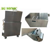 China Temperature Adjustable Heated Soak Tank For Commercial Kitchens Dish / Tray on sale