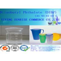 CAS 84-69-5 Diisobutyl Phthalate DIBP Transparent Oily Liquid No Visible Impurity