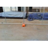 Quality Portable Barriers Fencing Secure Temporary Fencing For Building Sites for sale