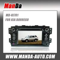 Quality Special Car sat nav for KIA BORREGO Touch screen DVD player with SD /USB /Sat Nav /iPOD /Bluetooth functions for sale