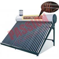 China High Efficiency Pre Heated Solar Water Heater For Homes Integrated Structure on sale