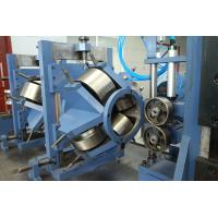 Quality Carbon Steel Tube Mill Machine With Galvanzied Steel Strips Stable for sale