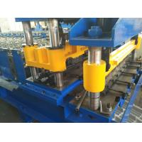 Quality 27-190-950 Roof Tile Roll Forming Machine Metal Sheet Panel Roll Former Steel Profiling Equipment for sale