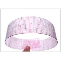 Quality Kearing Flexible Grading Pattern Making Ruler 24 inch Plastic Fashion Design Grids Rule Sandwich Line for sale