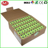 Quality Custom 18650 Battery Pack Cylinder 2600mAh 3.7V 20Ah For Electric Vehicle for sale
