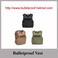 Quality Wholesale Cheap China Mulle Bulletproof Vest for sale