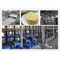 Quality Hot Air Drying Instant Noodle Making Machine Production Line Without Oil for sale