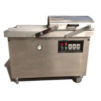 China vacuum sealer/double chamber vacuum sealing machine /vegetable vaccum packing for sale