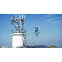 Quality Customrized Color Roof Wind Turbine Generator Light Weight Aluminum Long Life for sale