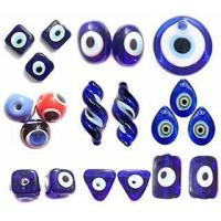 China Blue Evil Eye Beads on sale