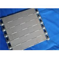 Buy cheap Stainless Steel Chain Mesh Conveyor Belt Iron Plate Metal Mesh Belt from wholesalers