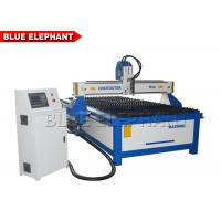 Quality 1530 Cnc Router Plasma Cutting Machine For Wood Furniture Welded Structure for sale