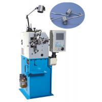 Quality Multifunctional Coiling Spring Machine , Spring Maker Machine With High Output for sale