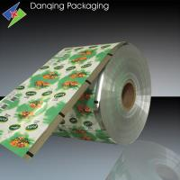 Quality Colored Printing Flexible Packaging Film Durable with Perforation Hole for sale