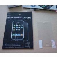 Quality Screen Protector , anti-scratch , high transparence for ipad mini for sale