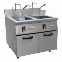 Quality 6kW Fryer, Electric Magnetic Induction Heating, with 380V Voltage for sale