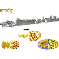 Quality Core Filling Snack Food Extruder Machine 120-150kg/Hr Custom Voltage Available for sale
