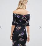 Quality Stylish Maxi Maternity Wrap Bardot Dress , Off The Shoulder Maternity Dress for sale